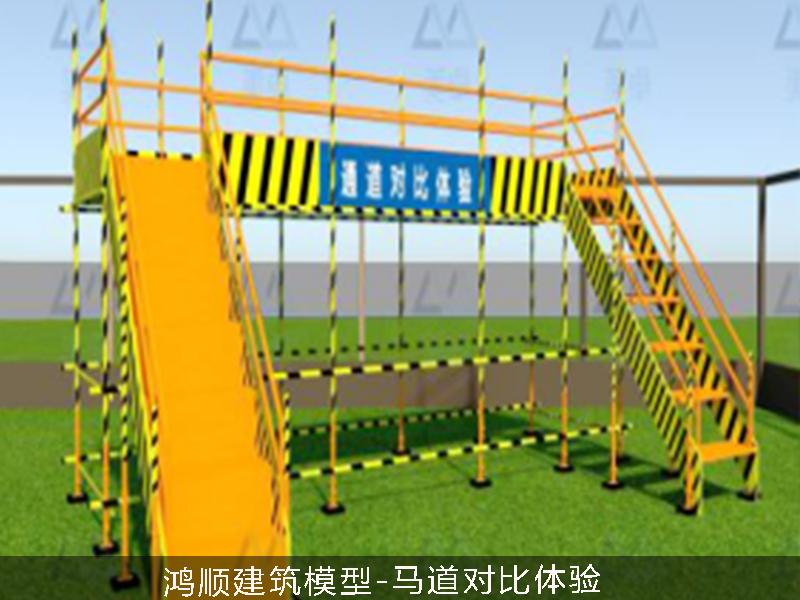 上海专业马道对比体验